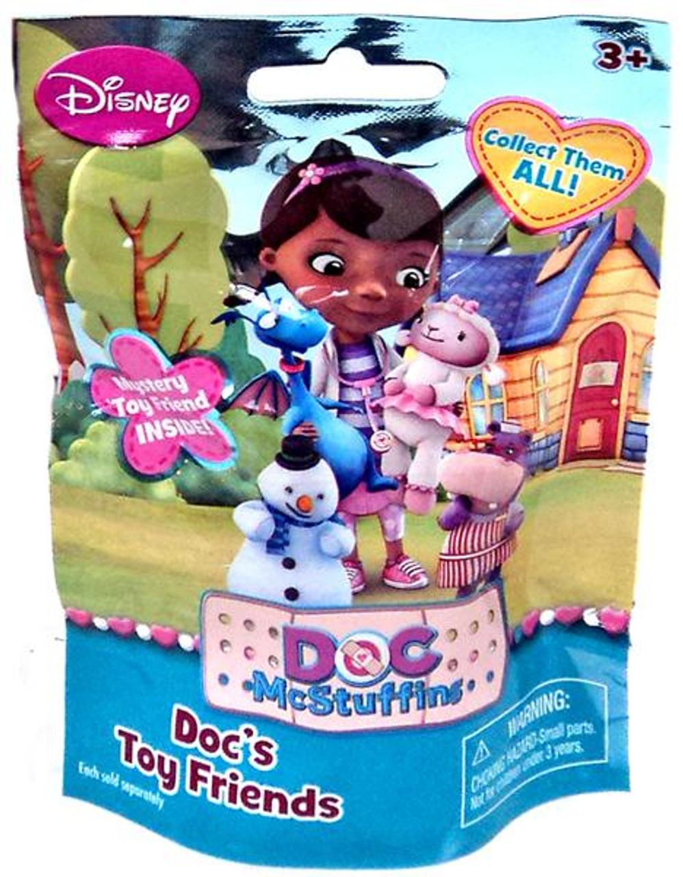 Disney Doc McStuffins Doc's Toy Friends Mystery Pack
