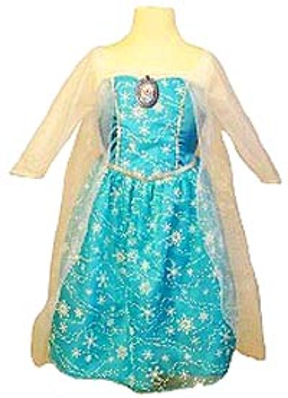 Disney Frozen Elsa Dress Up Toy