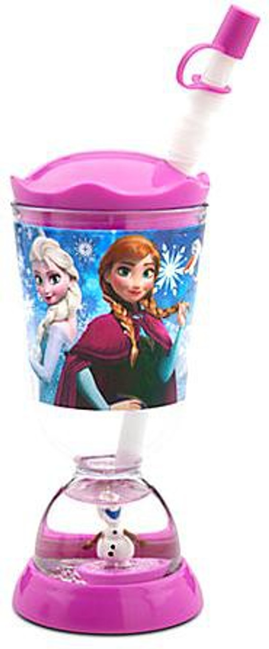 Disney Frozen Snowglobe Tumbler with Straw Exclusive [Pink]