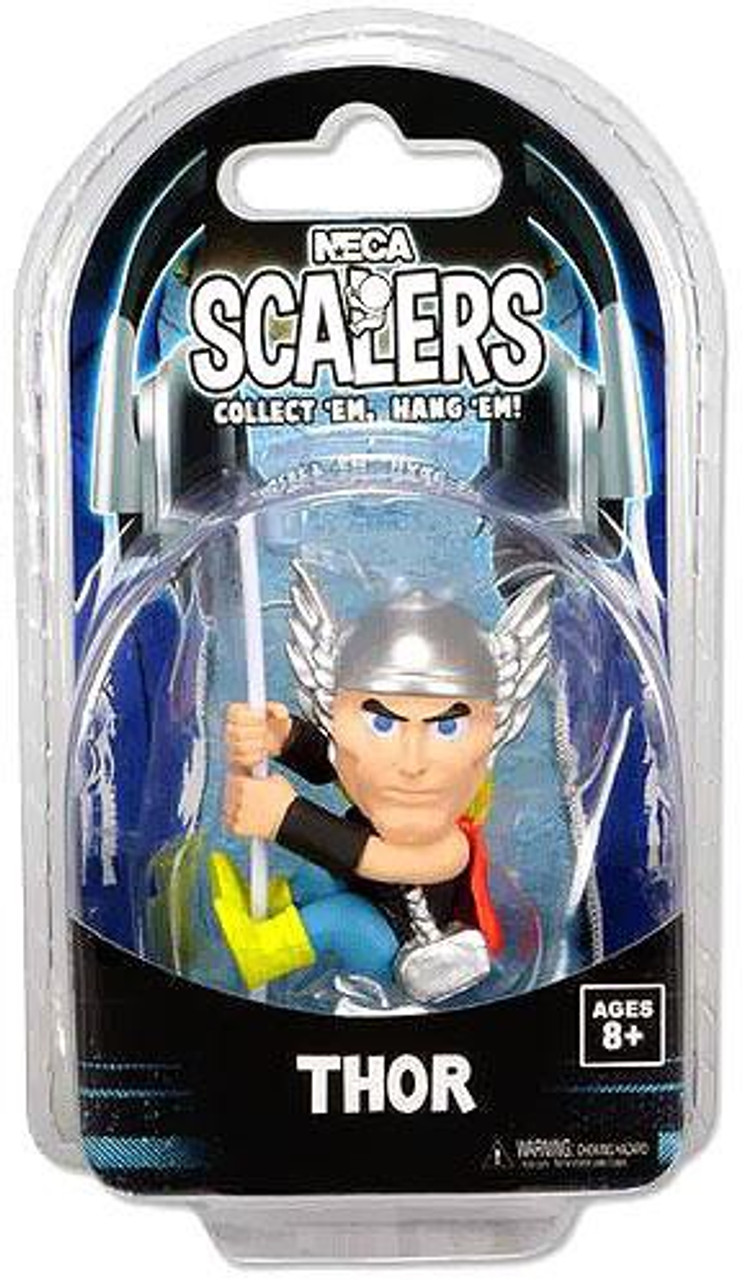 NECA Scalers Series 3 Thor Mini Figure