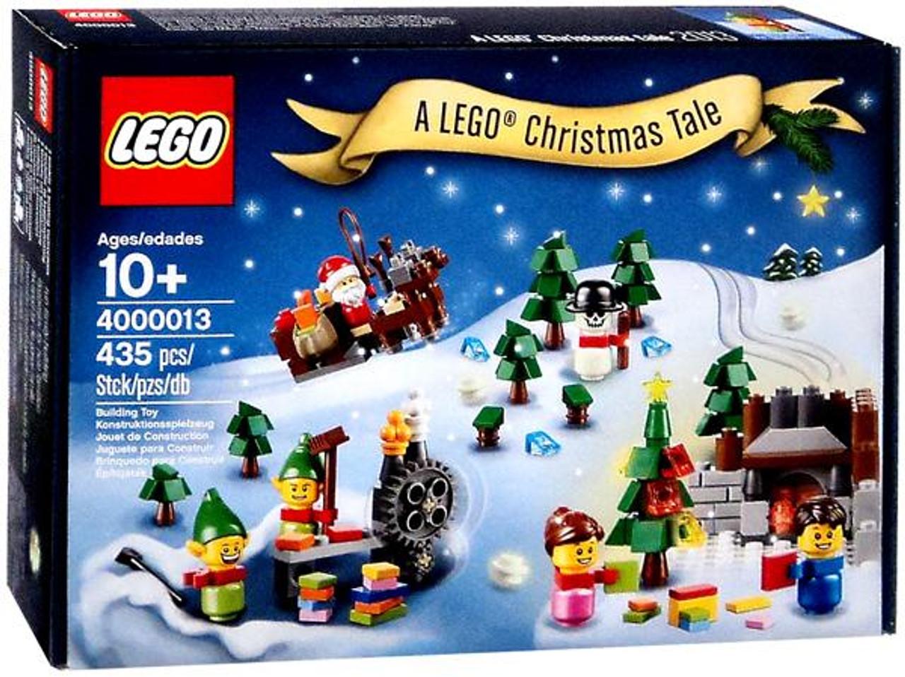 LEGO A Christmas Tale Set #4000013