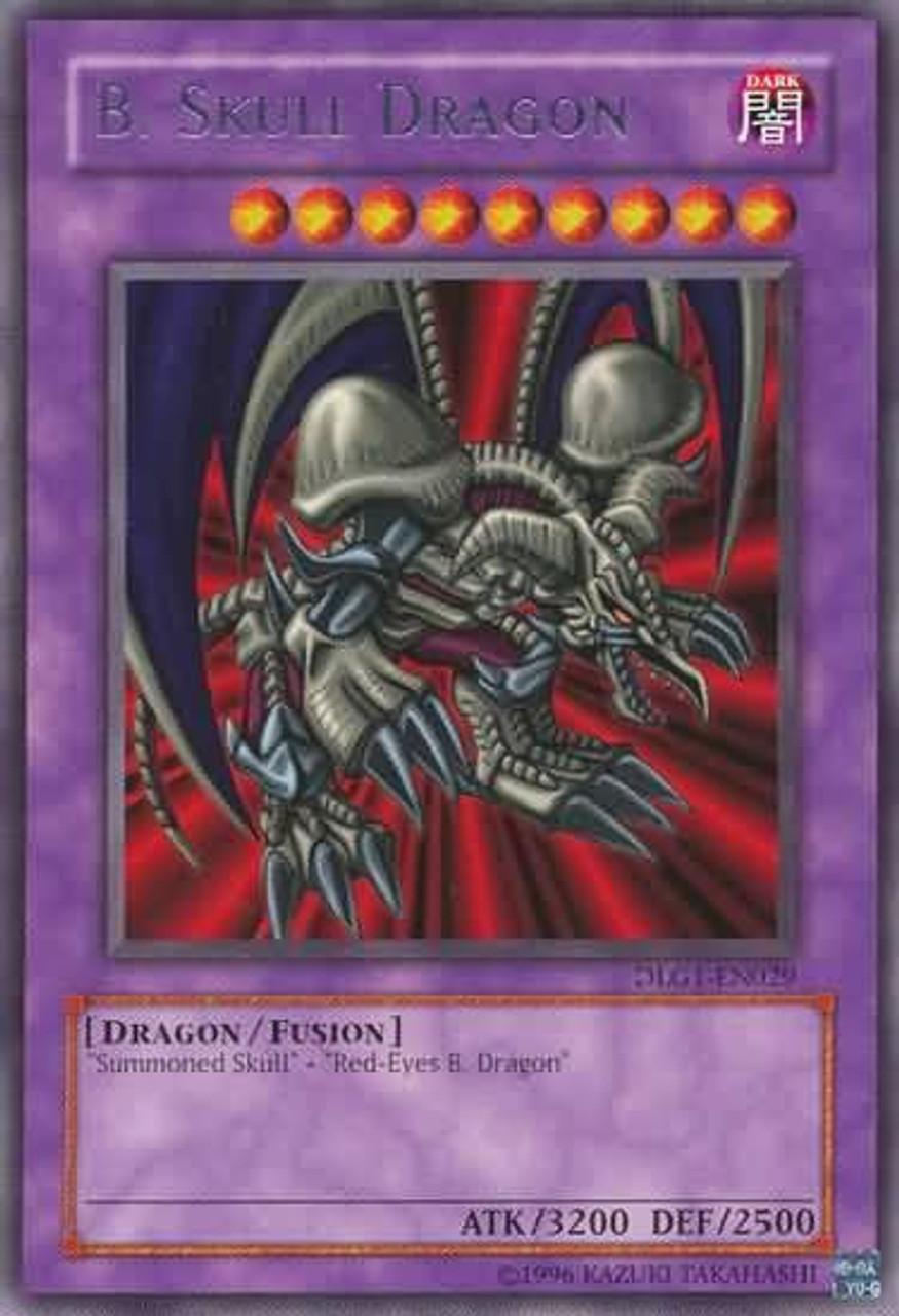 YuGiOh Dark Legends Rare B. Skull Dragon DLG1-EN029