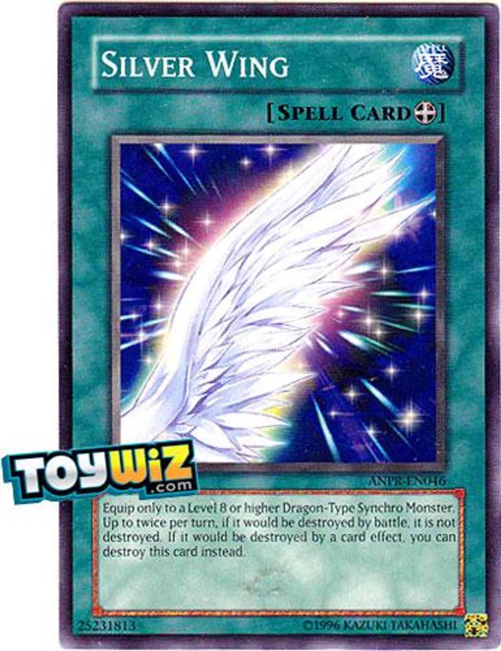 YuGiOh Ancient Prophecy Common Silver Wing ANPR-EN046