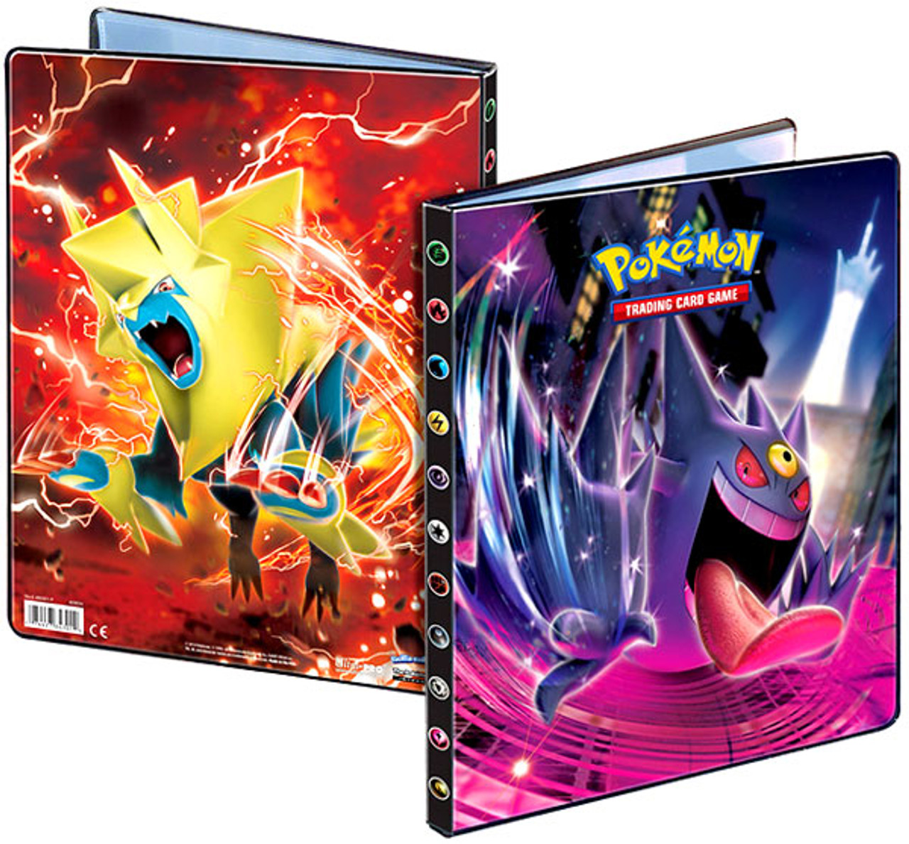Ultra Pro Pokemon Card Supplies Gengar 9-Pocket Binder