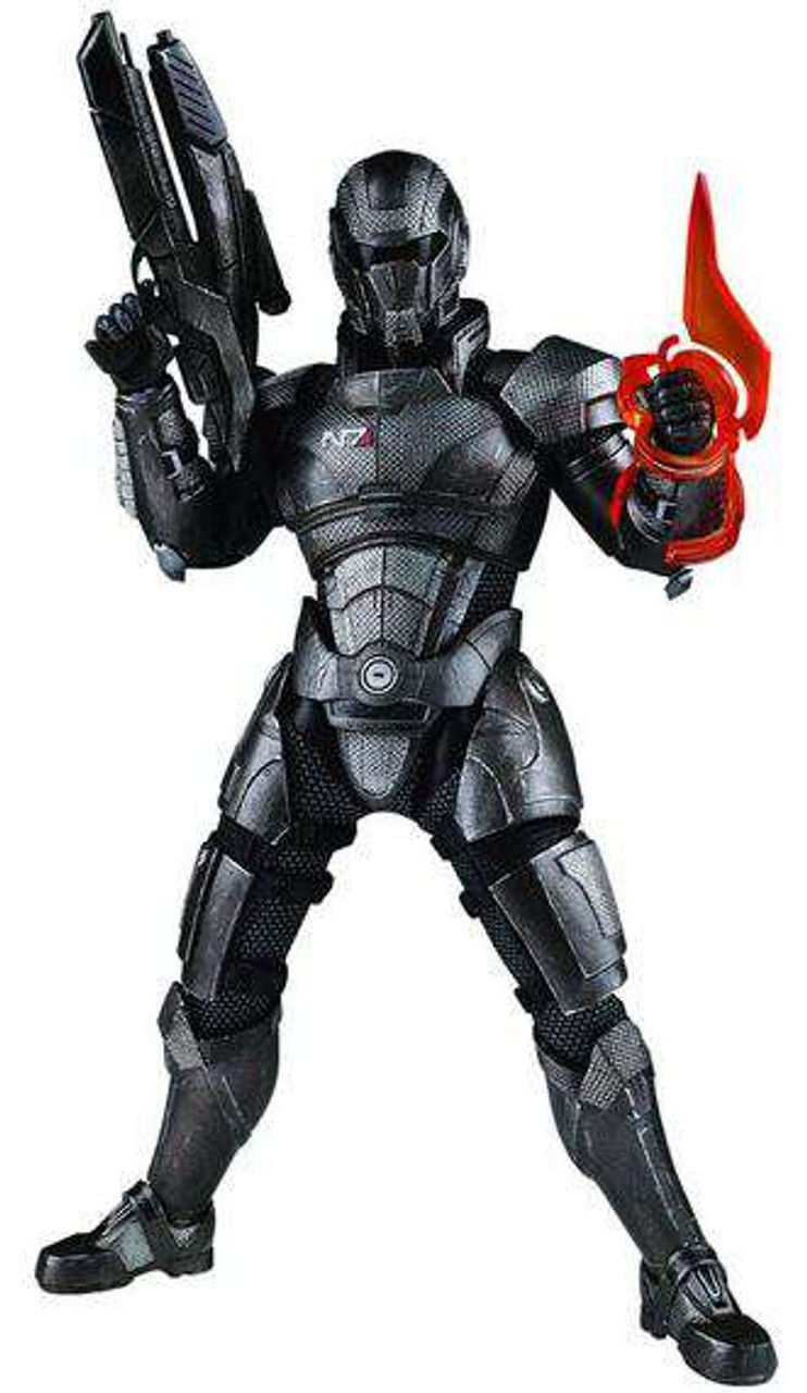 Mass Effect 3 Mass Effect Commander Shepard 1/6 Scale Figure Action Figure