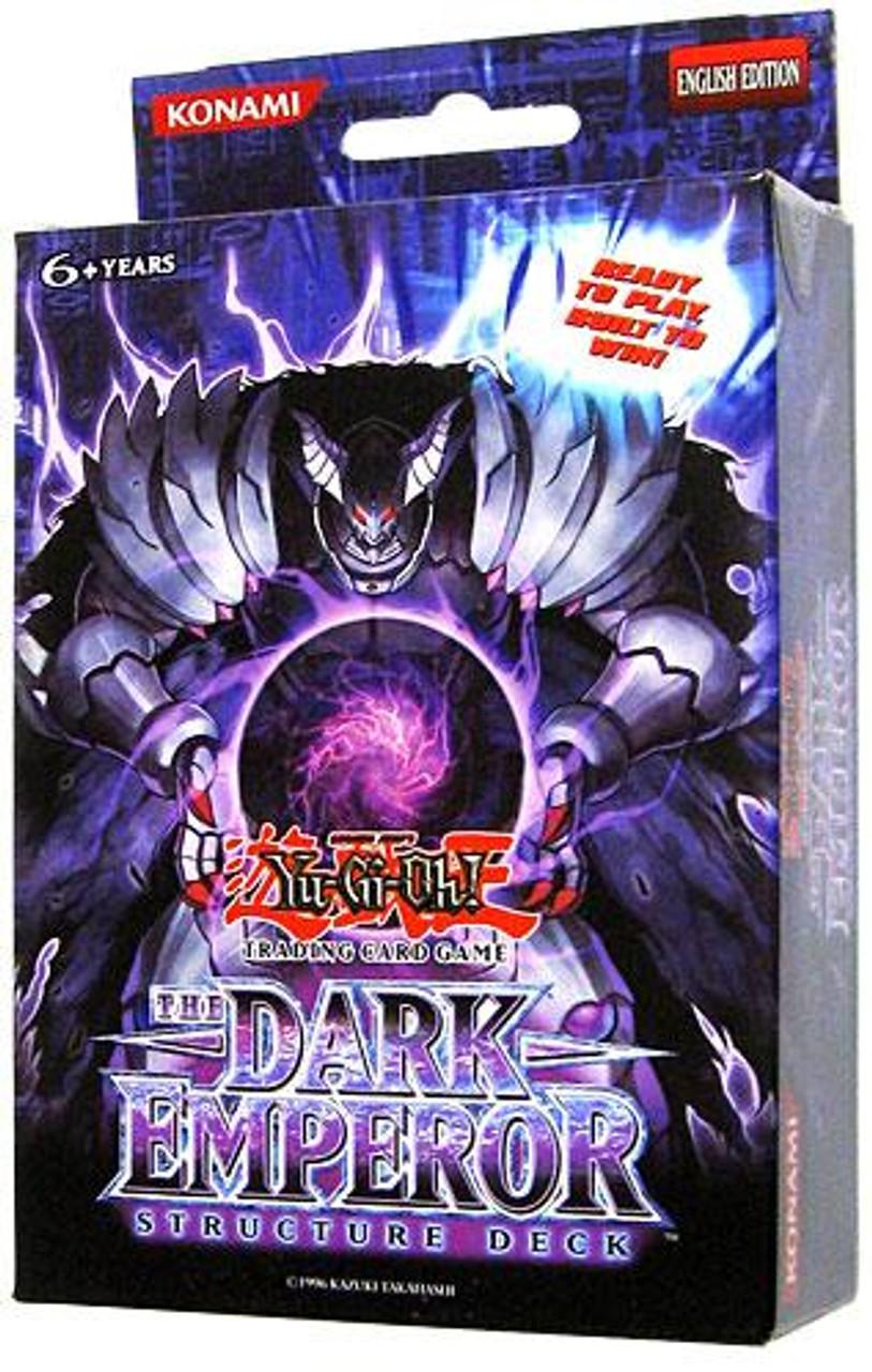 YuGiOh The Dark Emperor Structure Deck [Unlimited Edition]