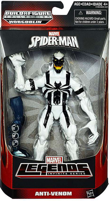 Venom Game Toy : Marvel spider man legends hobgoblin series anti