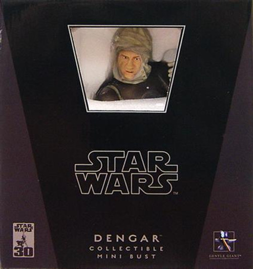 Star Wars Mini Busts Dengar 7.5-Inch Mini Bust