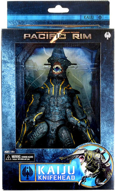 NECA Pacific Rim Kaiju Knifehead Exclusive 7 Action Figure ... Pacific Rim Kaiju Knifehead