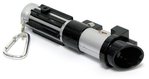 Star Wars Darth Vader Lightsaber Hilt Keychain 6-Inch