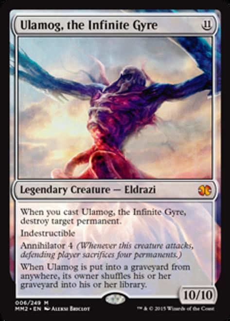 magic the gathering modern masters 2015 single card mythic