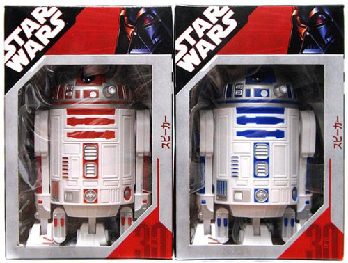 Star Wars Electronics Set of R2-Unit Speakers