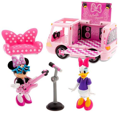 Disney Minnie Mouse Pop Star Minnie Mouse Playmat Playset