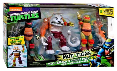 Teenage Mutant Ninja Turtles Nickelodeon Mutations Mikey ...Ninja Turtles Toys Nick