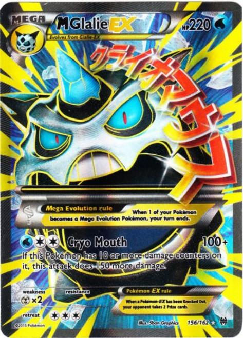 Pokemon x y breakthrough single card ultra rare holo full - Pokemon x pokemon rare ...