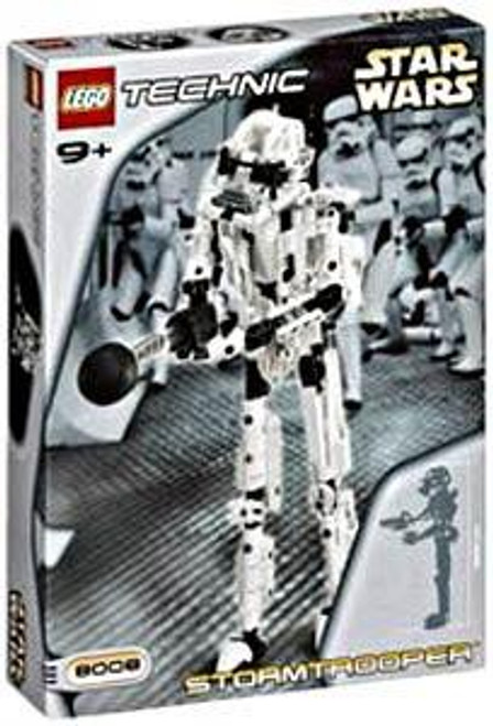 LEGO Star Wars A New Hope Technic Stormtrooper Set #8008