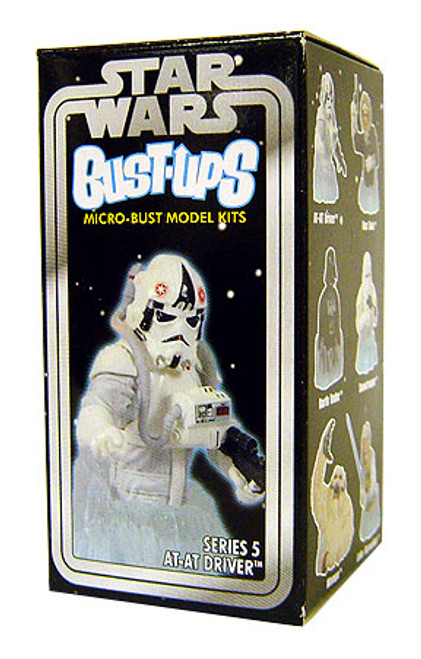 Star Wars The Empire Strikes Back Bust-Ups Series 5 AT-AT Driver Micro Bust