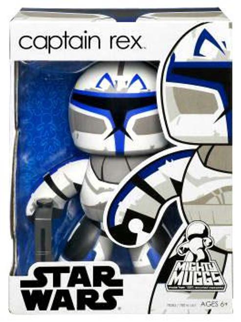 Star Wars The Clone Wars Mighty Muggs Wave 5 Captain Rex Vinyl Figure