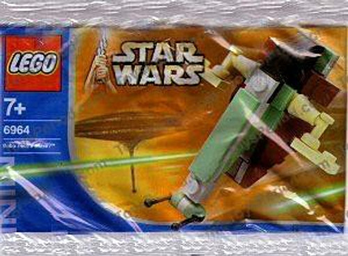 LEGO Star Wars Empire Strikes Back Boba Fett's Slave 1 Mini Set #6964 [Bagged]