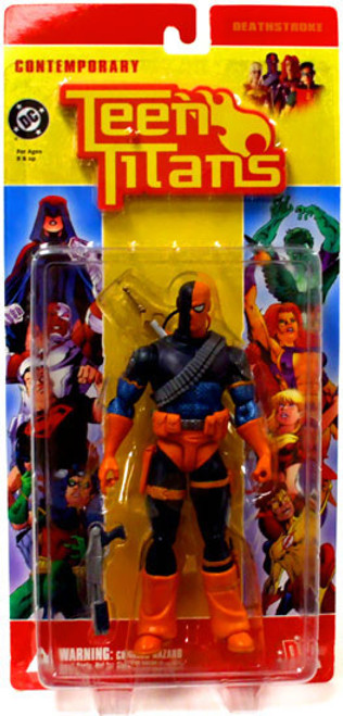 DC Contemporary Teen Titans Series 1 Deathstroke the Terminator Action Figure