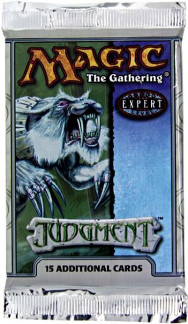 MtG Judgment Booster Pack