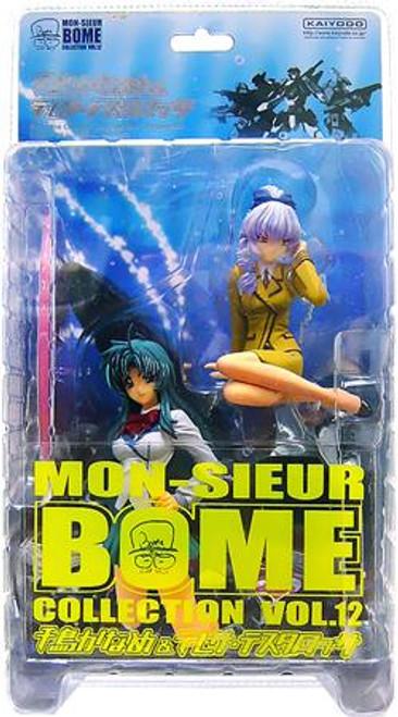 Bome Volume 12 Kaname & Theresa PVC Statue