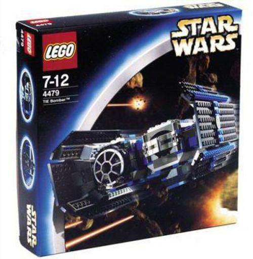 LEGO Star Wars The Empire Strikes Back TIE Bomber Set #4479