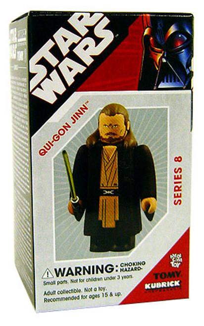 Star Wars The Phantom Menace Kubrick Series 8 Qui-Gon Jinn Mini Figure