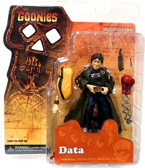 The Goonies Data Action Figure