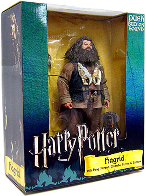 NECA Harry Potter The Order of the Phoenix Hagrid Action Figure
