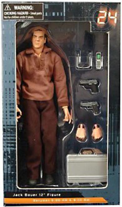 24 Jack Bauer 12 Inch Action Figure [8:00 AM]