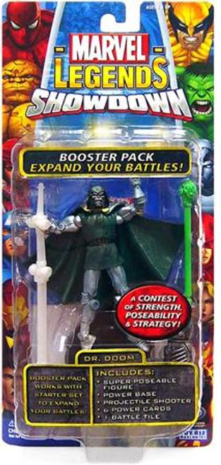 Marvel Legends Superhero Showdown Booster Pack with Dr. Doom Action Figure