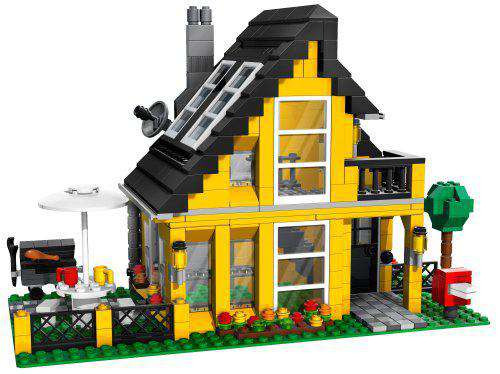 Lego Creator Beach House Set 4996 Toywiz