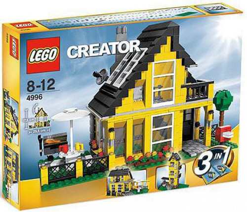 LEGO Creator Beach House Set #4996