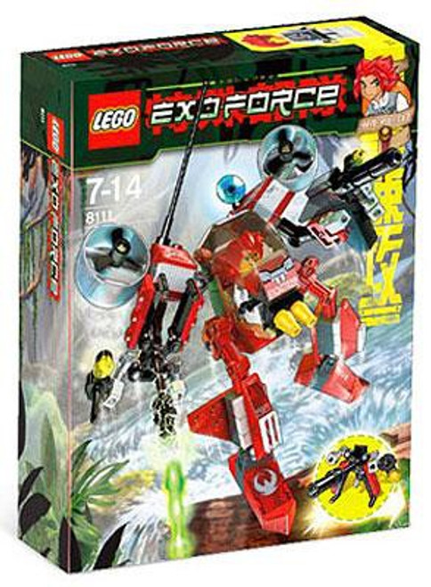 LEGO Exo Force River Dragon Set #8111