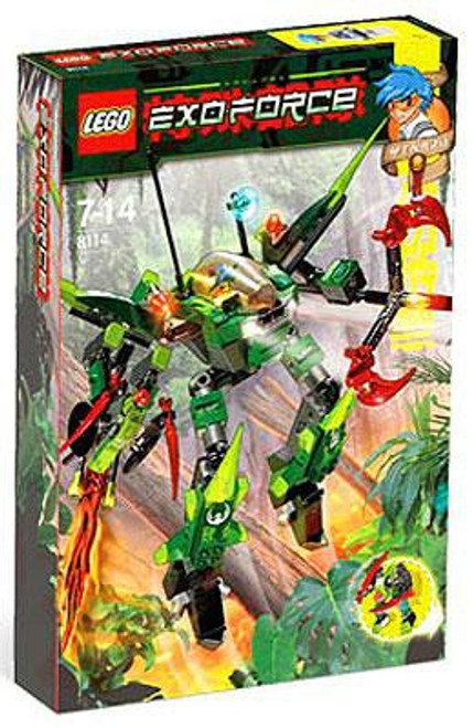 LEGO Exo Force Chameleon Hunter Set #8114
