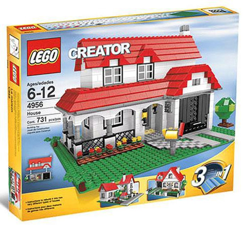 LEGO Creator House Set #4956