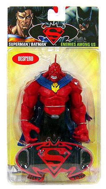 DC Superman Batman Series 6 Enemies Among Us Despero Action Figure