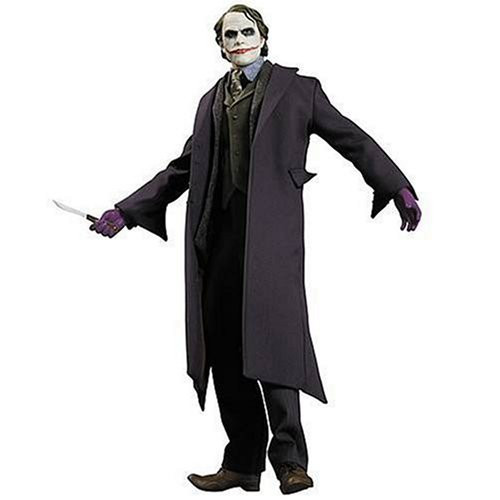 Batman The Dark Knight The Joker 1/6 Collectible Figure