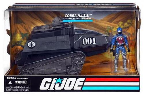 GI Joe 25th Anniversary Cobra H.I.S.S. Tank Action Figure Vehicle