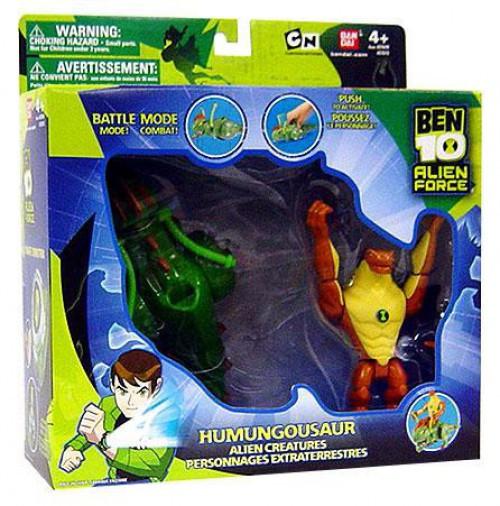 Ben 10 Alien Force Alien Creatures Humungousaur Action Figure Set