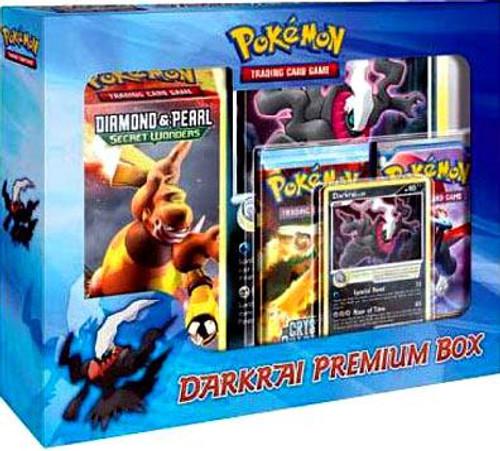 Pokemon Darkrai Premium Box