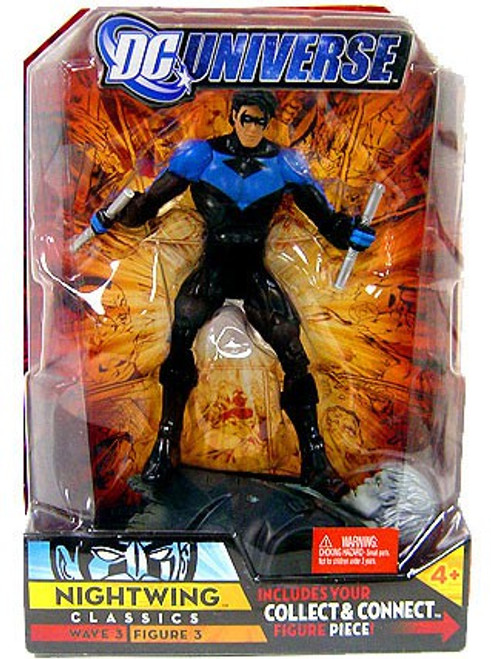 DC Universe Classics Wave 3 Nightwing Action Figure #3