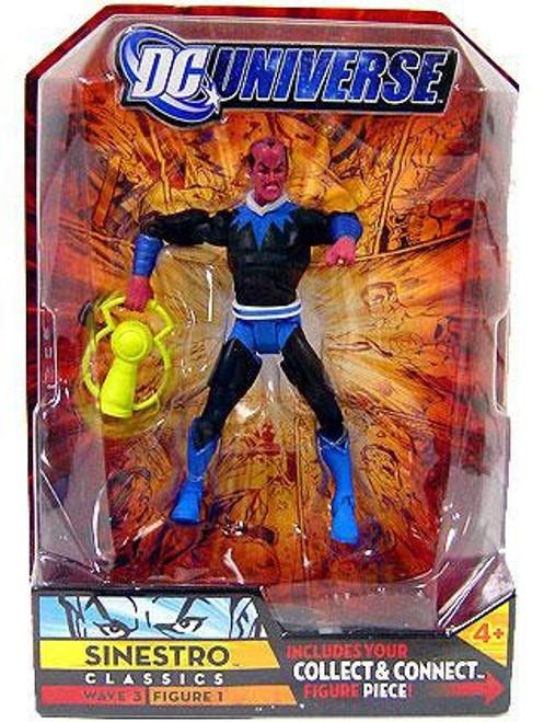 DC Universe Classics Wave 3 Sinestro Action Figure #1