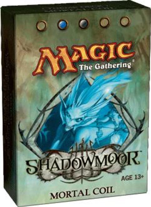 MtG Shadowmoor Mortal Coil Theme Deck [Sealed Deck]