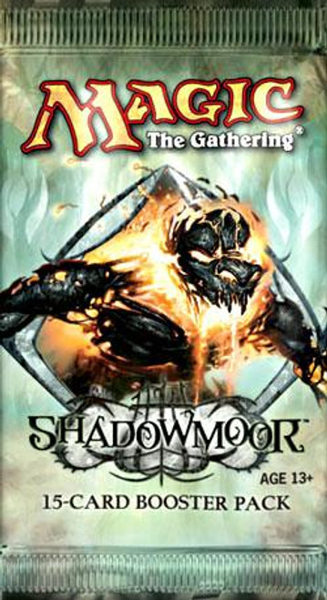 MtG Shadowmoor Booster Pack