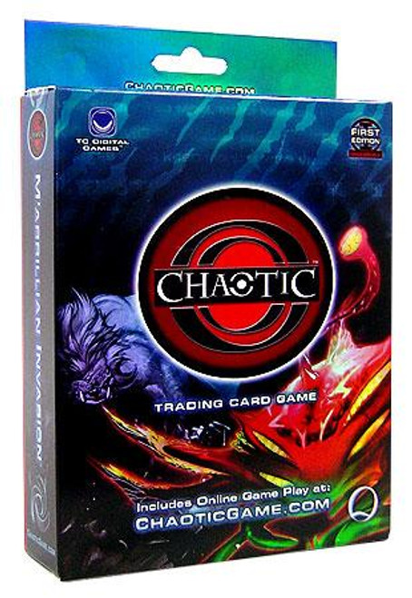 Chaotic M'arrillian Invasion UnderWorld Starter Deck