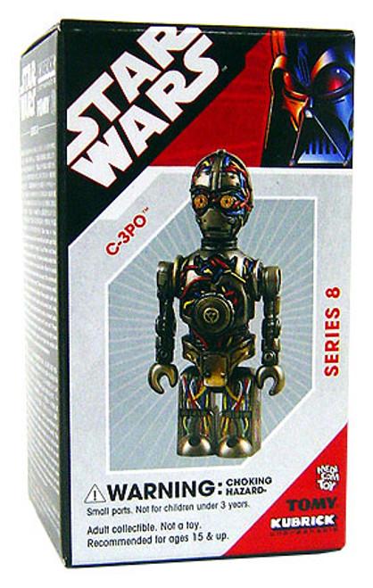 Star Wars The Phantom Menace Kubrick Series 8 C-3PO Mini Figure