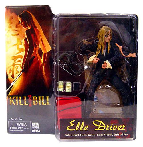 NECA Kill Bill Elle Driver Action Figure