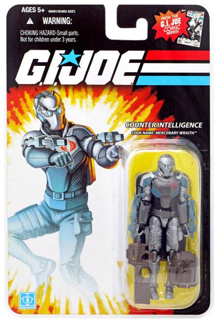 GI Joe Wave 10 Mercenary Wraith Action Figure